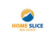 Home Slice Real Estate Logo - Entry #214
