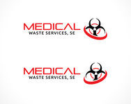 Medical Waste Services Logo - Entry #135