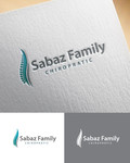 Sabaz Family Chiropractic or Sabaz Chiropractic Logo - Entry #111