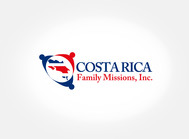 Costa Rica Family Missions, Inc. Logo - Entry #41