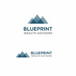 Blueprint Wealth Advisors Logo - Entry #81