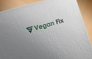 Vegan Fix Logo - Entry #98
