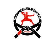 Heavyweight Jiujitsu Logo - Entry #238