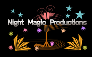 Night Magic Productions Logo - Entry #8