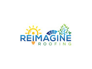 Reimagine Roofing Logo - Entry #329