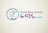 Oakville Sleep Dentistry for KIDS and adults Logo - Entry #4