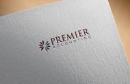 Premier Accounting Logo - Entry #168