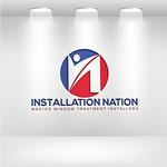 Installation Nation Logo - Entry #75