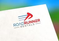 Roadrunner Rentals Logo - Entry #189