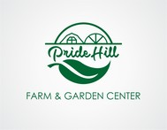 Pride Hill Farm & Garden Center Logo - Entry #94