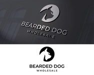 Bearded Dog Wholesale Logo - Entry #44