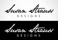 Susan Strauss Design Logo - Entry #4