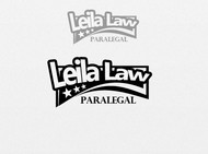 Leila Law Logo - Entry #54