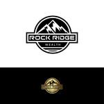 Rock Ridge Wealth Logo - Entry #141