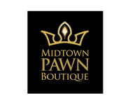 Either Midtown Pawn Boutique or just Pawn Boutique Logo - Entry #67