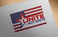 Unite not Ignite Logo - Entry #241