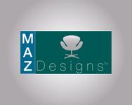 Maz Designs Logo - Entry #34
