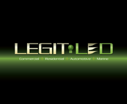 Legit LED or Legit Lighting Logo - Entry #265