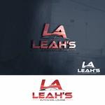 Leah's auto & nail lounge Logo - Entry #188