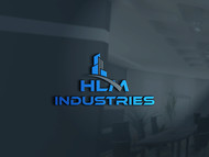 HLM Industries Logo - Entry #169