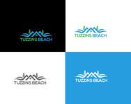 Tuzzins Beach Logo - Entry #89