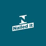 Nailed It Logo - Entry #275