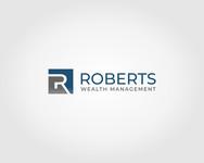 Roberts Wealth Management Logo - Entry #494