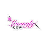 Lovingly Sew Logo - Entry #103