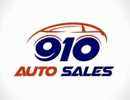 910 Auto Sales Logo - Entry #99
