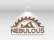 Nebulous Woodworking Logo - Entry #67