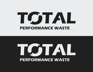 Total Performance Waste Logo - Entry #62