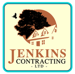 Jenkins Contracting LTD Logo - Entry #50