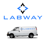 Laboratory Sample Courier Service Logo - Entry #53
