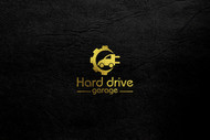 Hard drive garage Logo - Entry #316