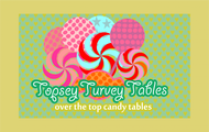 Topsey turvey tables Logo - Entry #144