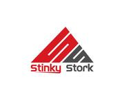 Stinky Stork Logo - Entry #4