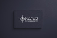 Budd Wealth Management Logo - Entry #447