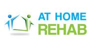At Home Rehab Logo - Entry #81
