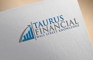"Taurus Financial (or just ""Taurus"") Logo - Entry #296"