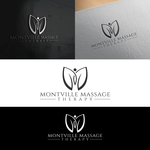 Montville Massage Therapy Logo - Entry #194