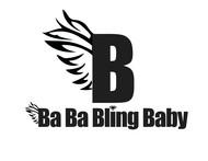 Ba Ba Bling baby Logo - Entry #116