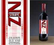 Zin Stripe Logo - Entry #12