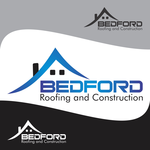 Bedford Roofing and Construction Logo - Entry #42