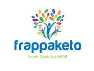 Frappaketo or frappaKeto or frappaketo uppercase or lowercase variations Logo - Entry #237