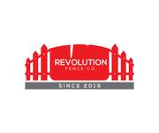 Revolution Fence Co. Logo - Entry #114