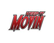 Keep It Movin Logo - Entry #125