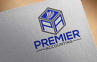 Premier Accounting Logo - Entry #104