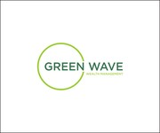 Green Wave Wealth Management Logo - Entry #219