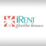 I Rent Florida Homes Logo - Entry #40