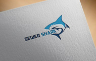 Sewer Shark Logo - Entry #187